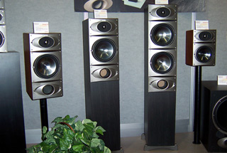 Phase Technologys Velocity Speakers