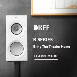 KEF R Series