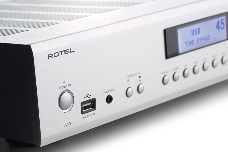 Rotel A12